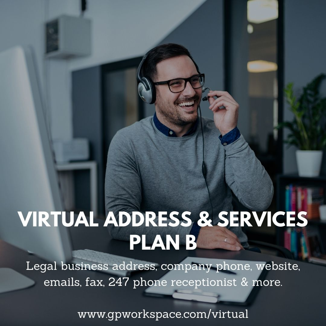 Virtual Address & Services - Plan B