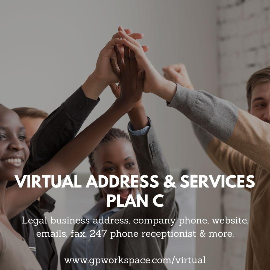 Virtual Address & Services - Plan C