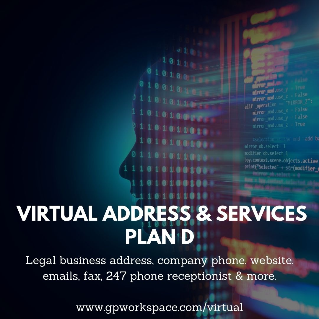 Virtual Address & Services - Plan D