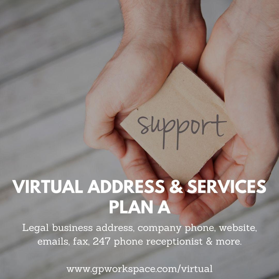 Virtual Address & Services - Plan A